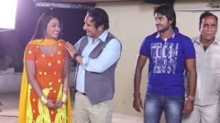 Bhojpuri film    Mohabbat   भोजपुरी फिल्म मोह्ब्बत में अनारगुप्ता प्रदीप पांडेय एक साथ Pardeep Panay