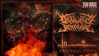 DEVOURING GENOCIDE - CRITICAL MASS [OFFICIAL EP STREAM] (2021) SW EXCLUSIVE