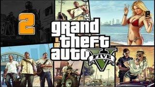Прохождение Grand Theft Auto V (GTA 5) — Часть 2: Реквизиция / Одолжение