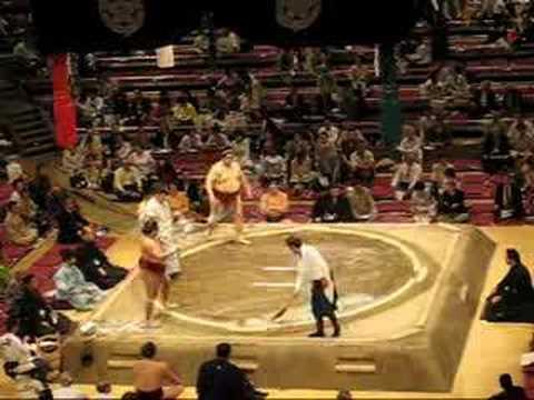 Big Sumo in Japan 2007