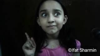 Bangladeshi Little kid rapping an  English Rap song!