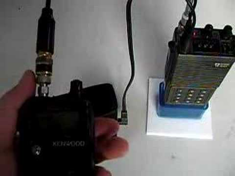Radio Shack Simplex Repeater
