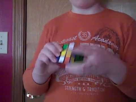 Watch Solving 3x3 while saying PI