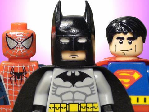 The Lego Batman, Spider-Man, & Superman Movie thumbnail