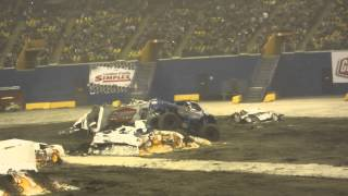 Montreal Monster Truck Spectacular 2015 - Stade Olympique