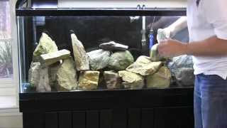 Fincasters Episode 50: Setting up an African Cichlid Aquarium