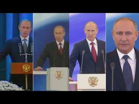 Все сроки Путина: эволюция власти и лжи