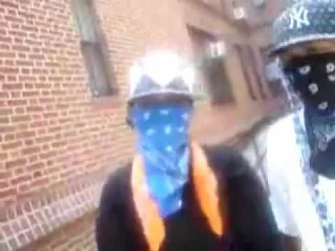 Hoover Criminal New York City Brooklyn Crip Gangsta Video