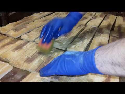Покрасить гипс своими руками