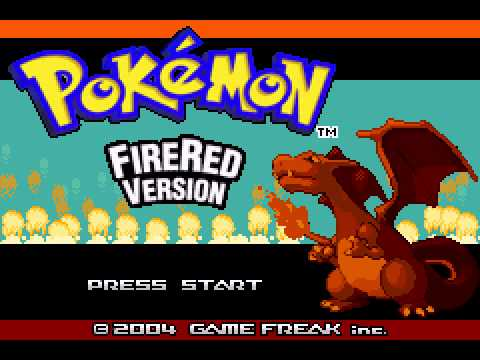 Pokemon Fire Red - Pokemon Fire Red (GBA) - Vizzed.com Play - User video