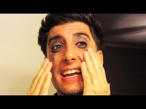 Girlfriend Does Boyfriends Makeup video