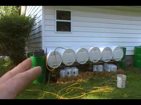 Water catchment system - rain collection and filtration