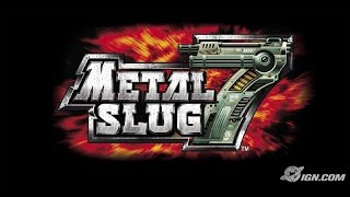 Metal Slug 7 para Android + Cheats