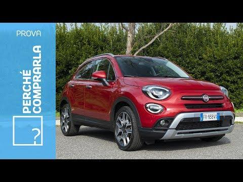 Fiat 500X 2018  Perché comprarla e perché no