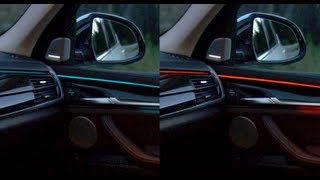 BMW X5 - Ambient Light
