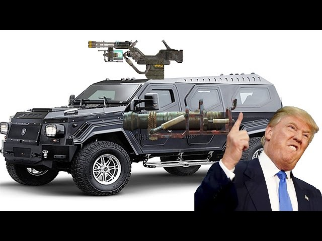 Top 10 Armored Vehicles In The World