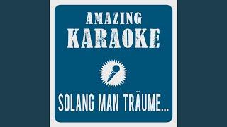 Solang Man Träume Noch Leben Kann Karaoke Version Originally Performed By Münchener Freiheit
