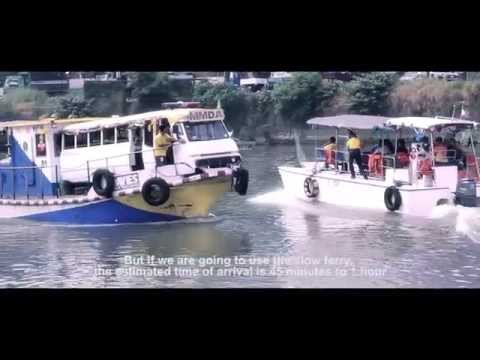 PASIG RIVER FERRY SYSTEM