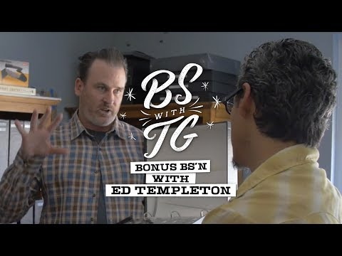 BS with TG : Bonus BS'n with Ed Templeton