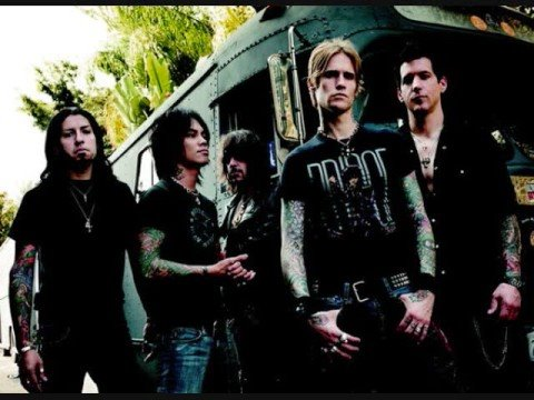 Buckcherry - Cream