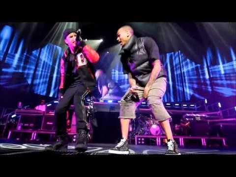 Justin Bieber- Look at me now ft. Chris Brown.