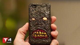 Ốp iPhone kinh dị - Cấm xem khi đang ăn!!!