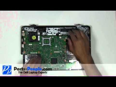 Dell Inspiron 1545   Motherboard Replacement   How-To-Tutorial