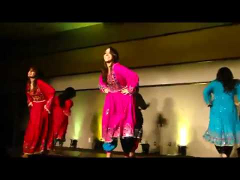 Afghan Grils New  Attan and dance HD Full Video 2012 :P