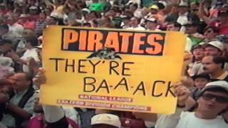 Pittsburgh Pirates Clinch 1991 Eastern Division