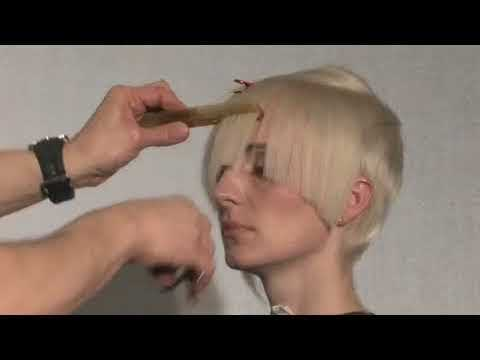 Nick Berardi / Short Edgy disconnected haircut / By NickEducation.com