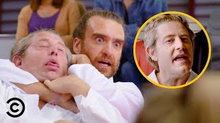 Jason Nash Learns How to Fight - Second Chances with Jason Nash