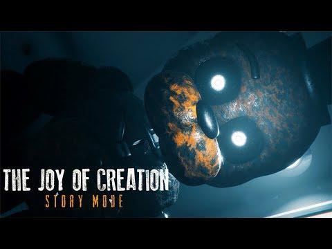 ПЛЮШЕВЫЕ ТРЯПКИ ► The Joy of Creation: Story Mode #3