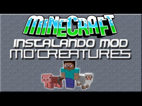 COMO DESCARGAR E INSTALAR MO'CREATURES (MINECRAFT 1.5.2)