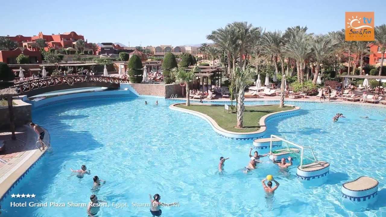 Hotel Grand Plaza Sharm Resort 5 Egipt Sharm El Sheikh