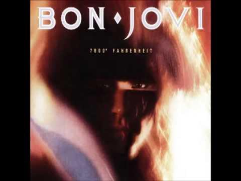 Bon Jovi - The King Of The Mountain