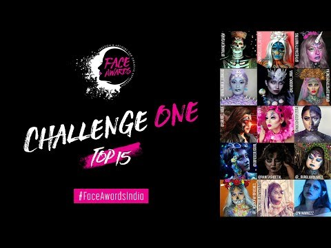 Face Awards India 2018 | Challenge 1