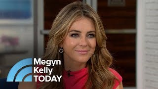 Elizabeth Hurley On Her Breast Cancer Work And Acting In 'The Royals'   Megyn Kelly TODAY