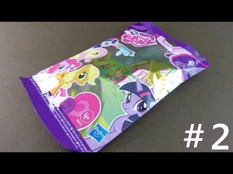 (Mniej) Tajemniczy Kucyk z Saszetki #2 - polska recenzja zabawki - My Little Pony