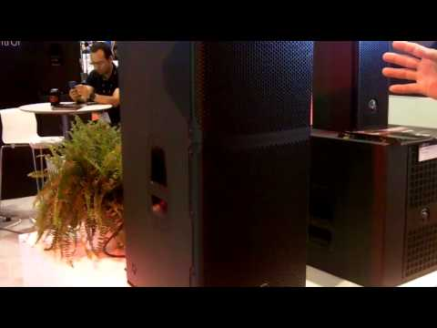 InfoComm 2013: DAS Audio Discusses the Convert-15A Array Module
