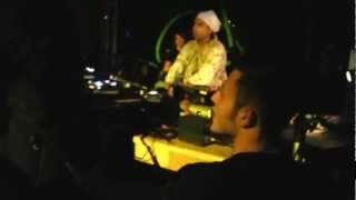 Joe Claussell & Jephte Guillaume (Live)l@NEUHM PARTY 17/12/2012