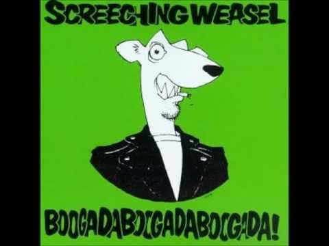 Screeching Weasel - Hey Suburbia