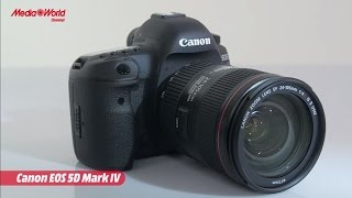 Canon EOS 5D Mark IV - Video recensione ITA