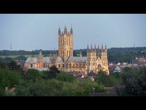 Visiting Canterbury England