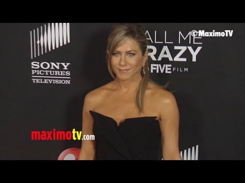 "Jennifer Aniston, Jennifer Hudson, Britttany Snow ""Call Me Crazy: A Five Film""Premiere"