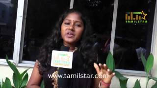 Abinitha At Meenakshi Kadhalan Elangovan Movie Team Interview