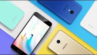 Обзор смартфона Meizu M5