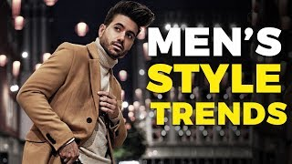 MEN'S FASHION TRENDS 2019 | How To Dress in 2019 | Alex Costa