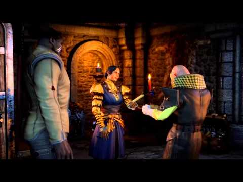 Dragon Age Inquisition Gameplay #25 - Meeting the Ambassador