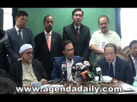PC Pakatan Rakyat - isu sarawak dan video 22 Mac 2011
