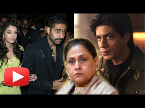 Did Abhi - Ash Apologise To SRK For Jaya Bachchan Comment? - FIND OUT